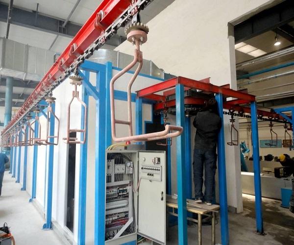 Overhead Conveyor Power Free Material Handling Plant
